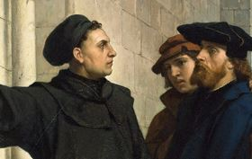 500th anniversary of Martin Luther's Reformation