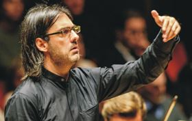 Leonidas Kavakos with the Athens State Orchestra - concert in Patras