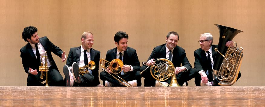 Οι Canadian Brass συναντούν την Κρατική Ορχήστρα Αθηνών e49d8d73c49