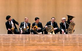 Canadian Brass meets Athens State Orchestra