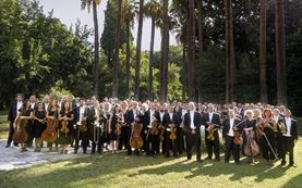 New year 2019-2020 for the Young Musicians' Academy of the Athens State Orchestra