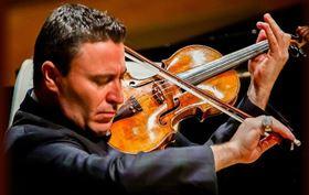 Maxim Vengerov with the Athens State Orchestra