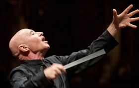 Christoph Eschenbach conducts the Athens State Orchestra